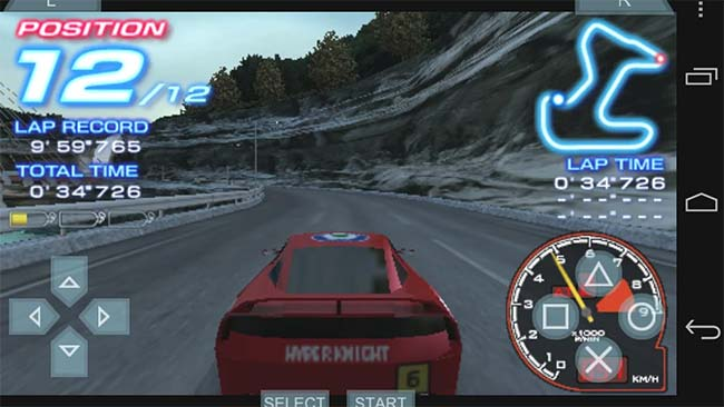 PPSSPP PSP Emulator per Android 4