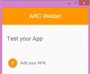 avviare app Android su Pc 4