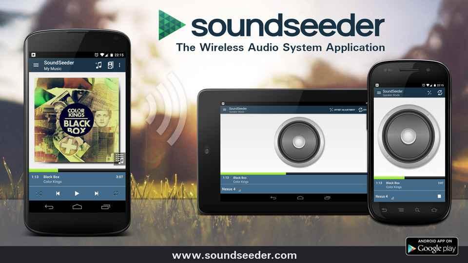 Ascoltare musica su più dispositivi