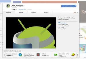 avviare app Android su Pc 2