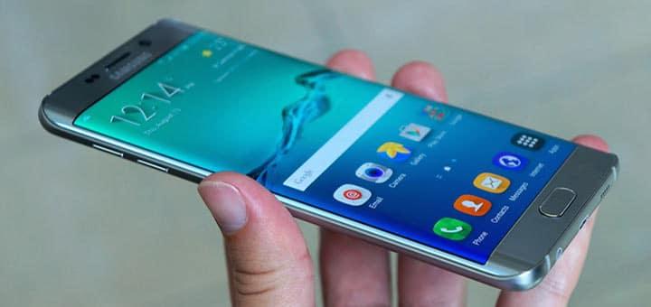 Permessi di Root Galaxy S6 Edge Plus