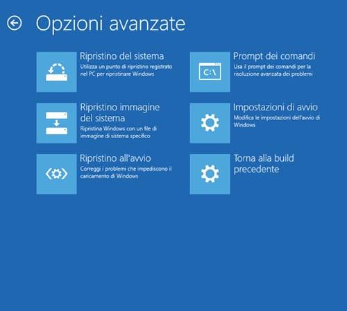 disattivare verificafirma driver Windows 10 4
