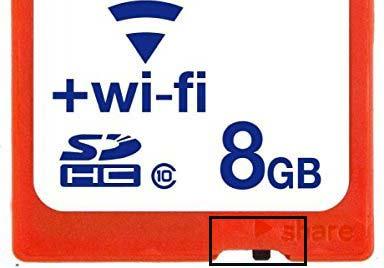 Memory Card SD Wi-Fi 2