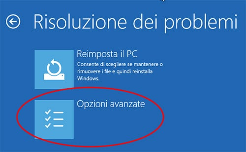 disattivare verificafirma driver Windows 10 3
