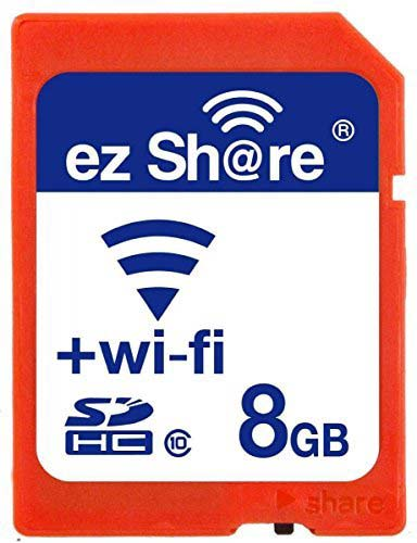 Memory Card SD Wi-Fi 1