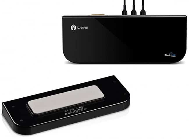 Dock USB 3.0 iClever 2