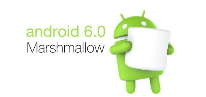 Installare Android Marshmallow 6.0 logo
