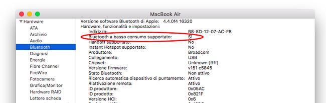 Continuity su Mac non supportati 2