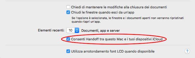 Continuity su Mac non supportati 6