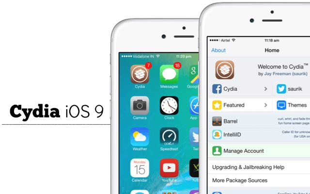 Tweak compatibili Jailbreak iOS 9