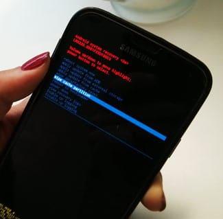 cancellare la cache di sistema Android 11