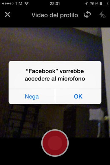 video come profilo Facebook 13