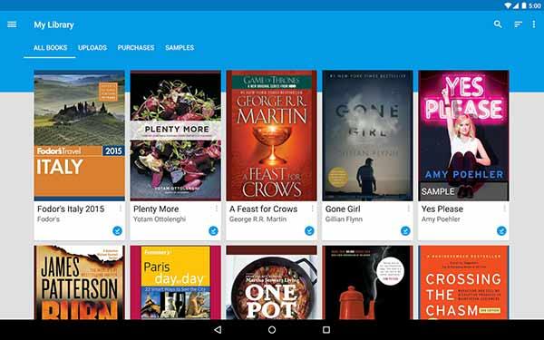 eBook Reader per Android 1