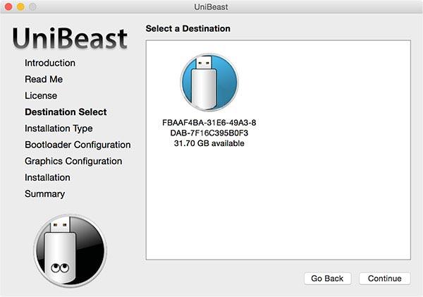 OS X El Capitan Hackintosh su PC 5