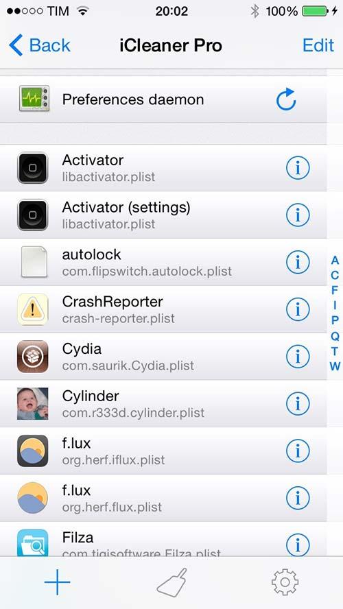 iCleaner Pro iOS 9 4