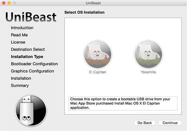 OS X El Capitan Hackintosh su PC 6