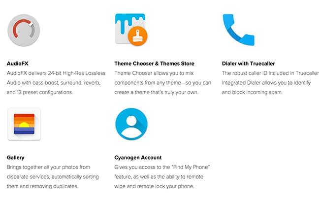 CyanogenMod C-Apps Package