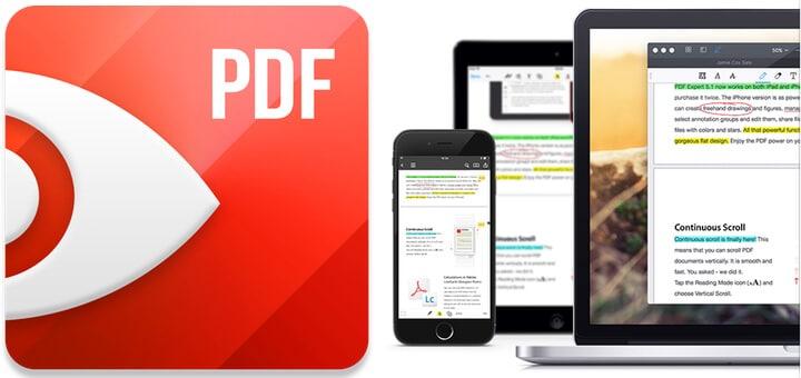 PDF Expert per Mac logo