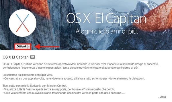 OS X El Capitan Hackintosh su PC 1