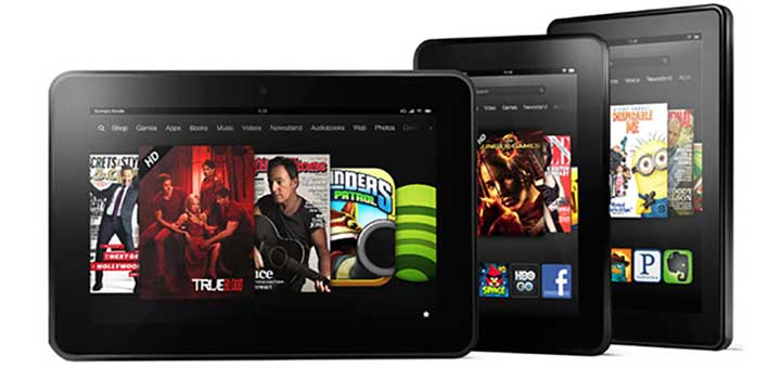Root su Amazon Kindle Fire HD 7 logo