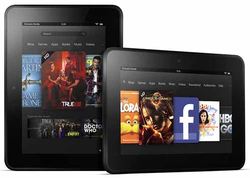 Root su Amazon Kindle Fire HD 7 1
