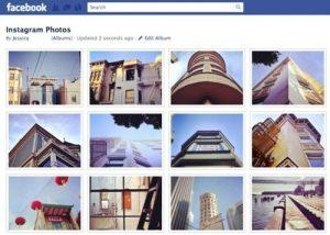 scaricare album Facebook 1