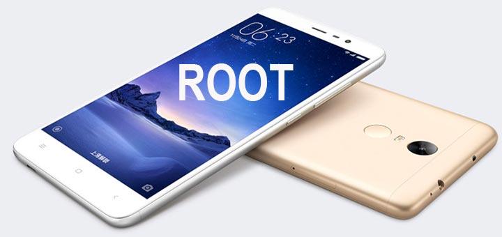 root Xiaomi Redmi Note 3-LOGO