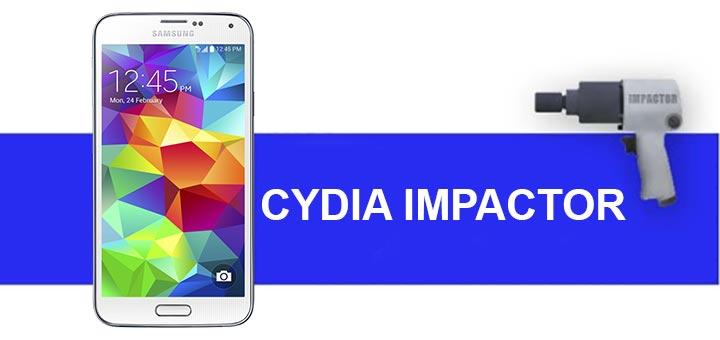 root con Cydia Impactor-logo