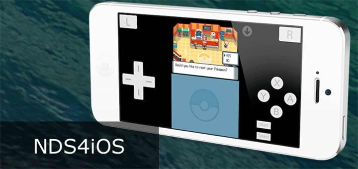 emulatore Nintendo DS-logo