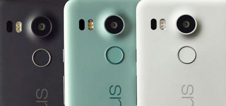 Permessi di root su Nexus 5X logo