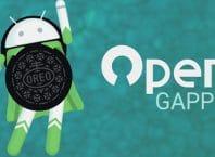 installare Gapps Android 8.0 Oreo