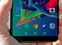 barra di navigazione OnePlus 5T