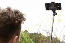 Bastone Selfie bluetooth