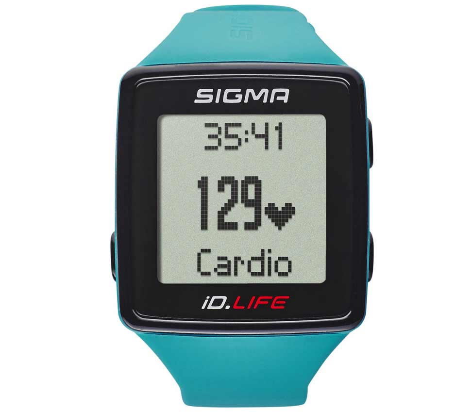 Cardiofrequenzimetro da polso Sigma