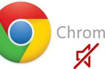 Disattivare riproduzione audio automatica su Google Chrome