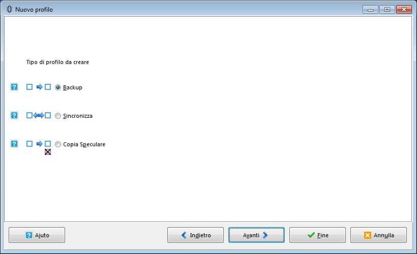 Backup automatico Windows