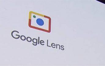 Google Lens su iPhone