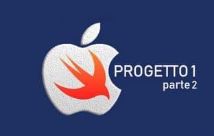 Creare App iOS con Swift - Progetto 1 parte 2