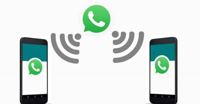 WhatsApp su due telefoni