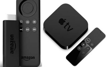 Apple TV contro Amazon Fire TV