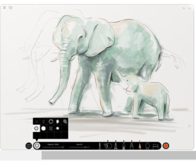 app per disegnare con iPad Animation desk