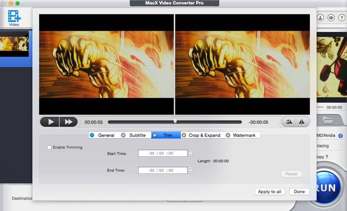 MacX Video Converter Pro 1