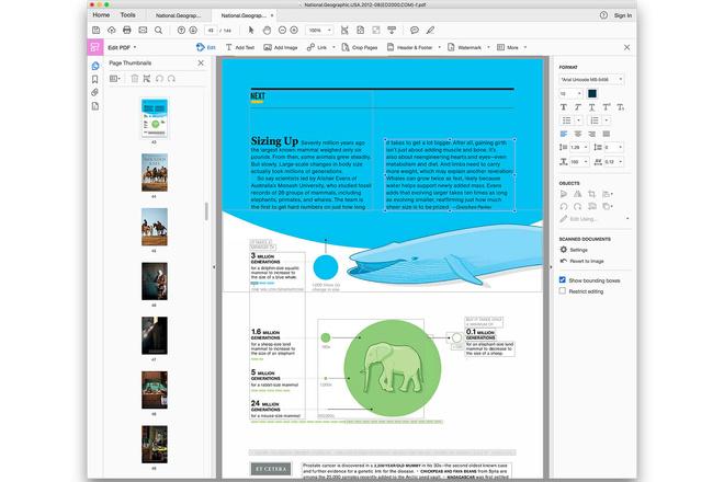 editor PDF per Mac 5