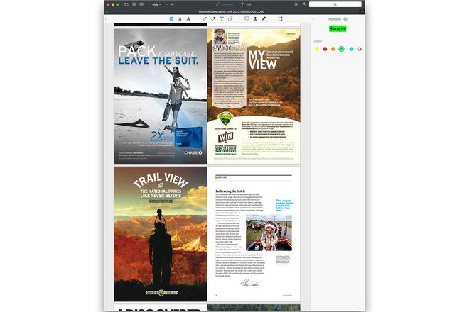 editor PDF per Mac 7