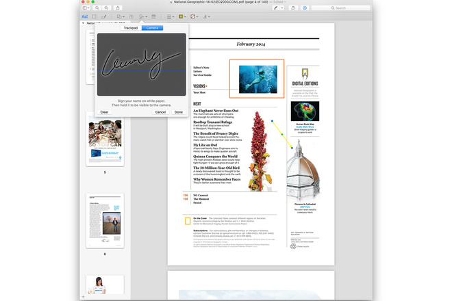 editor PDF per Mac 8