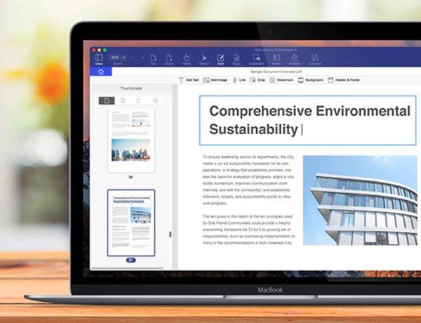editor PDF per Mac