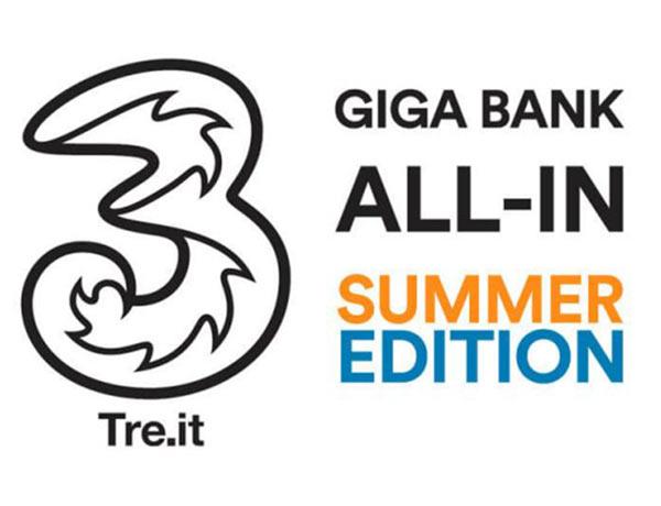 Le nuove offerte estive Tre valide fino al 22 luglio 2018
