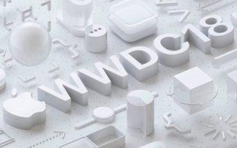 diretta streaming Apple WWDC 2018