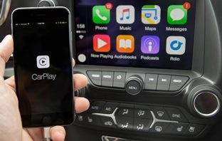 Google Maps su Carplay