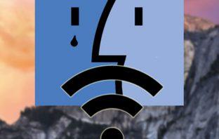 problemi di connessione Wi-Fi su mac